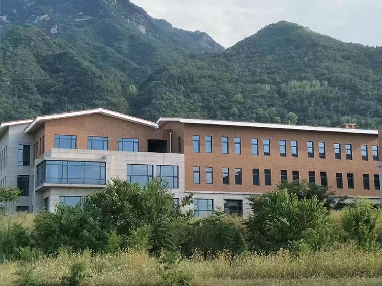 西安九九養老院發熱電纜電地暖工程