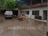 陜北黃陵自建房發熱電纜電地暖安裝工程