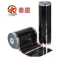銅川石墨烯電熱膜地暖