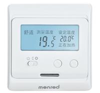 曼瑞德E31液晶數顯采暖溫控器