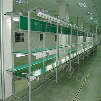 上海雙邊工作臺皮帶線