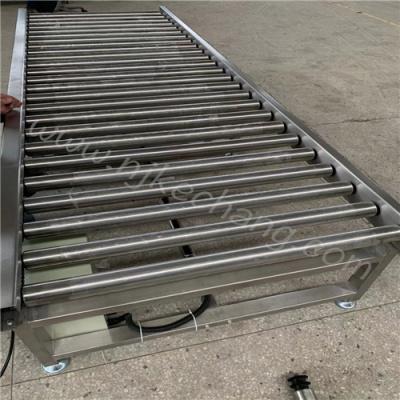 安徽動力滾筒接駁流水線
