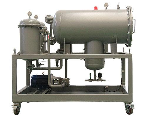 重庆液压油滤油机污染怎样处理?