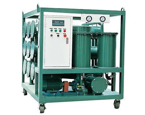 重庆滤油机技术晋级换代及功用分析
