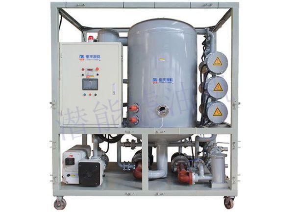 特高压变压器油双级真空滤油机
