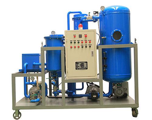 为什么要运用真空滤油机来过滤液压油呢?