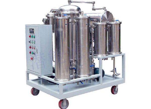 抗燃油滤油机-滤油机厂家-重庆潜能科技发展有限公司