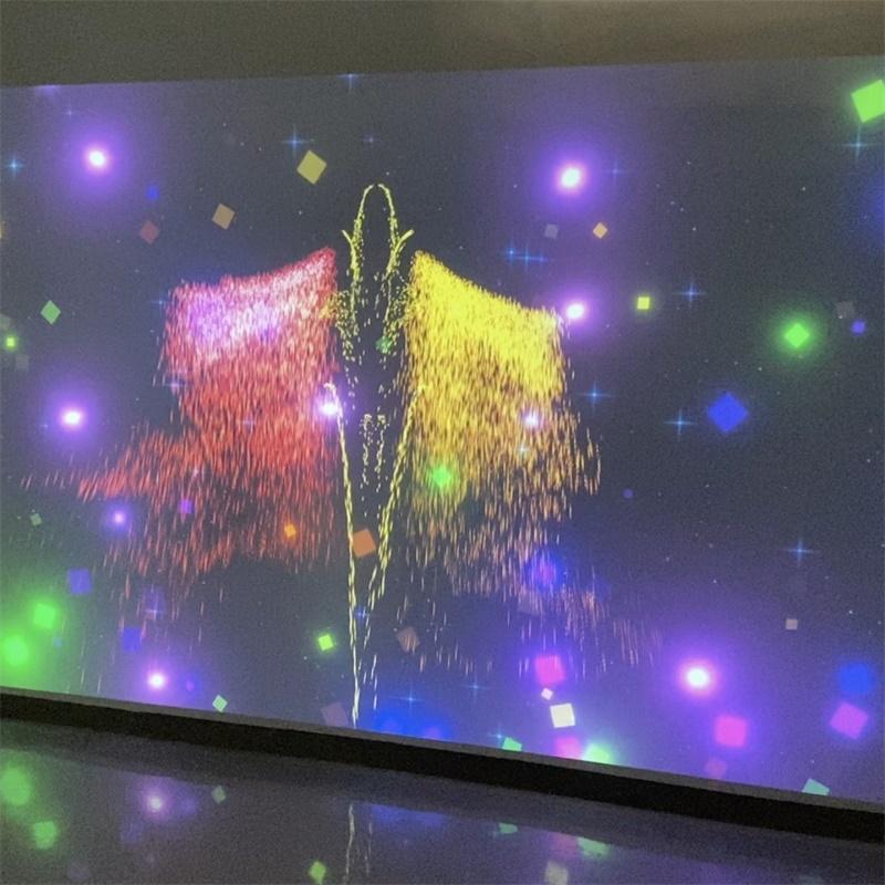 LED互動投影