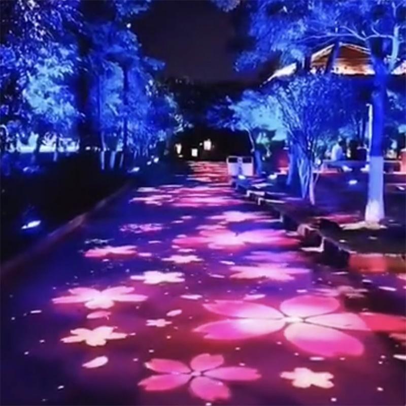 LED投影燈