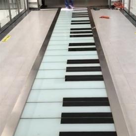 浙江鋼琴地磚燈