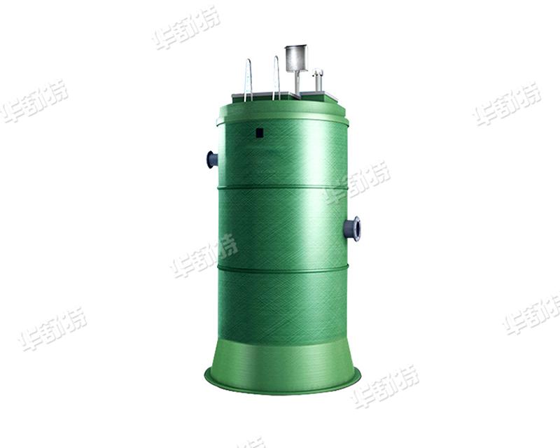 一體化預制泵站設備