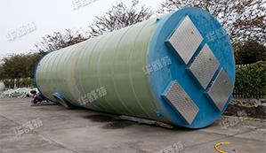 玻璃鋼預制泵站在現在起著哪些作用?