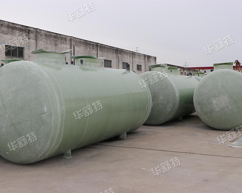 玻璃鋼污水處理器廠