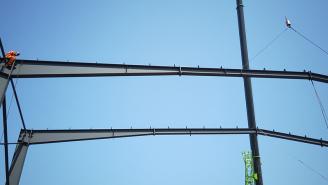 銅陵鋼結構廠房制作