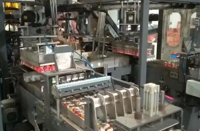 多層裹包式裝箱機