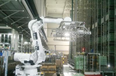 機器人碼垛系統