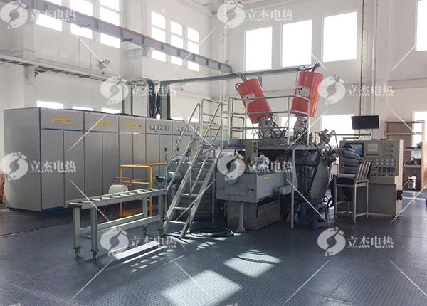 電子束熔煉是一種特殊的真空冶金設備