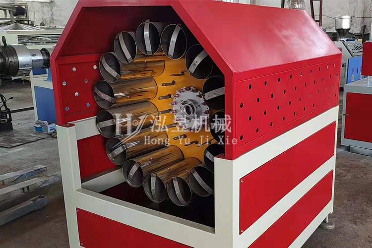 山東PVC軟管生產線