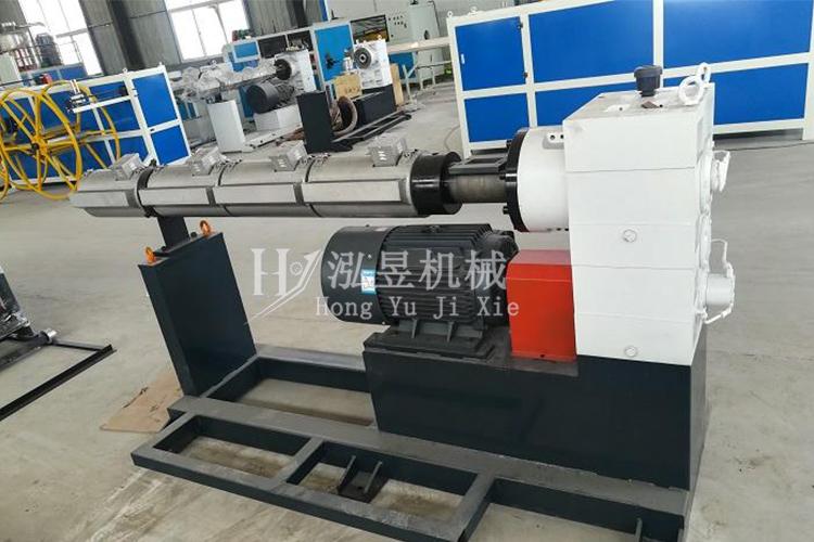 碳素螺旋管生產線以及碳素螺旋管產品的特點