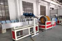 山東PVC纖維增強軟管生產線