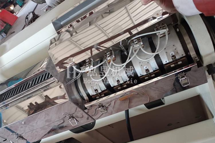 碳素螺旋管生產線