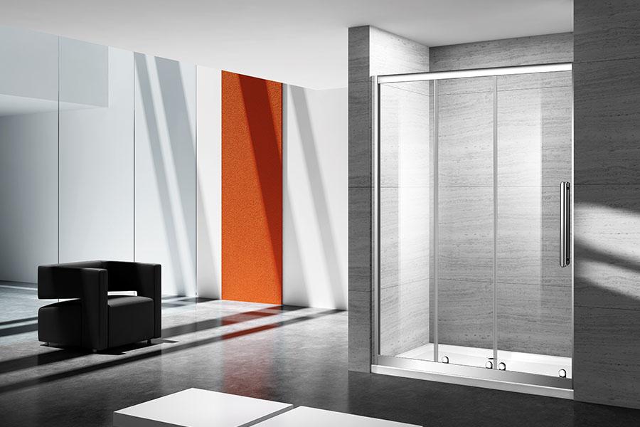 不鏽鋼淋浴房
