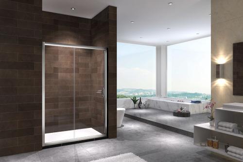 你家的衛生間適合裝哪種淋浴房?