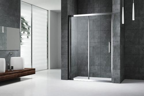 平開門與推拉門淋浴房的優劣勢對比