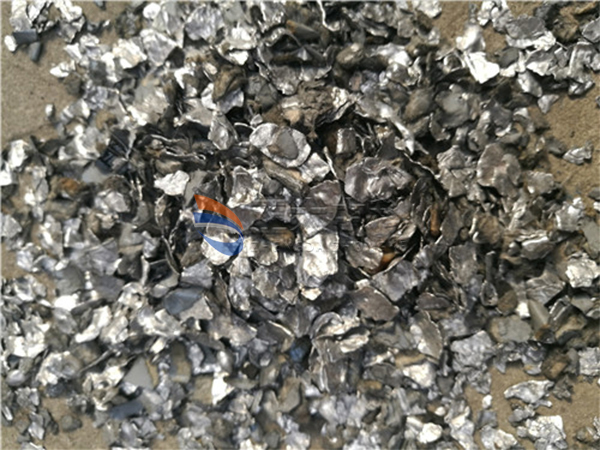 廢舊電容回收處理分選設備