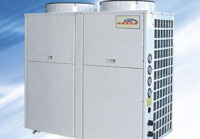 安裝中央空調機組
