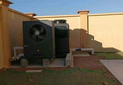 空氣能熱泵安裝