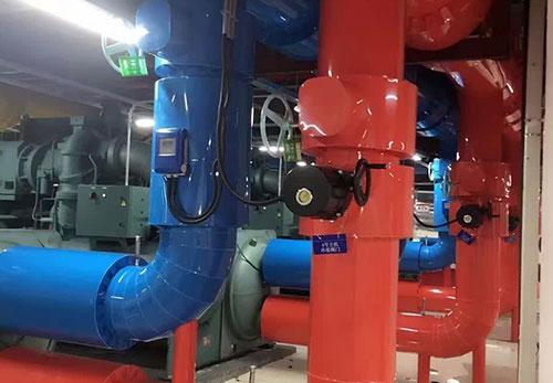 空氣能熱泵機組