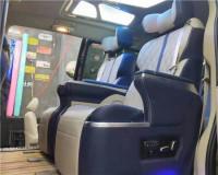 別克車設計裝蝶運款頂燈、航空座椅