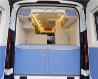大通V90房車儲物箱帶床