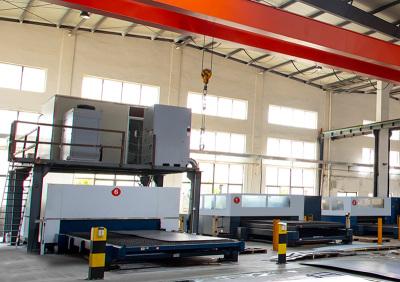 德國通快激光切割光纖機平臺6米長