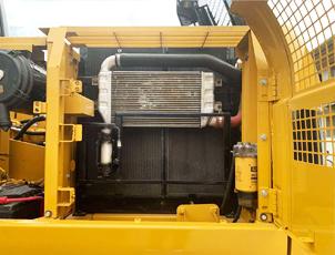 卡特320D挖掘机再造