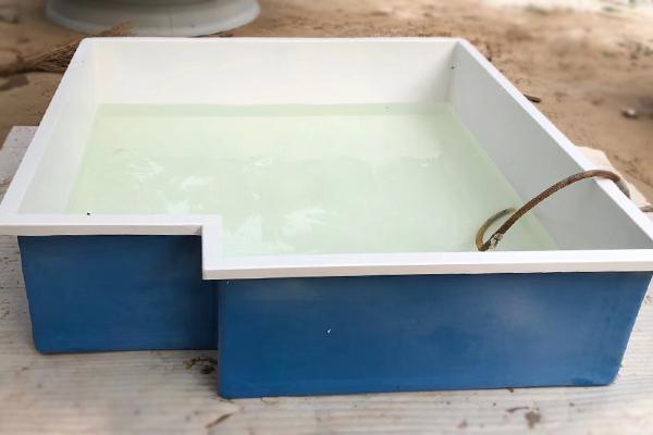 廣東玻璃鋼魚池制作