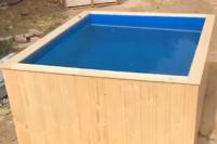玻璃鋼水槽試水視頻