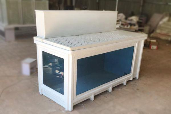 廣東玻璃鋼魚缸制作