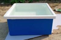 玻璃鋼魚池定做