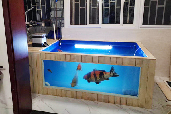 玻璃鋼魚池