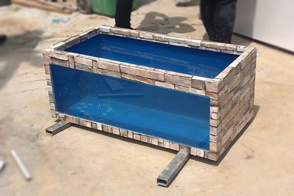 ?怎么鑒別玻璃鋼魚缸