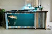玻璃鋼養魚池視頻