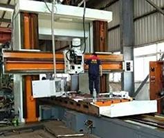 大型龍門銑床數控化改造