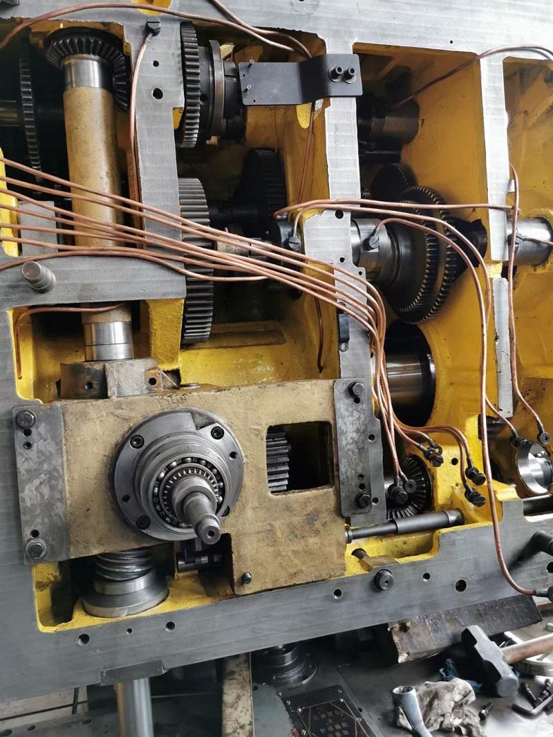 機床維修改造