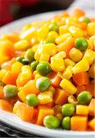 速凍混合菜