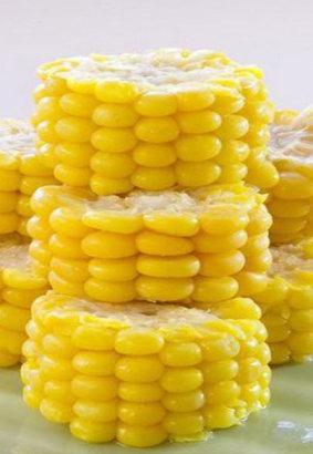 速凍玉米段