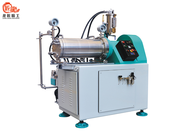 LJ-PG30偏心盘片卧式砂磨机