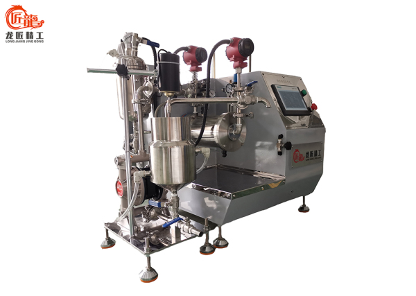 LJ-NW10涡轮砂磨机
