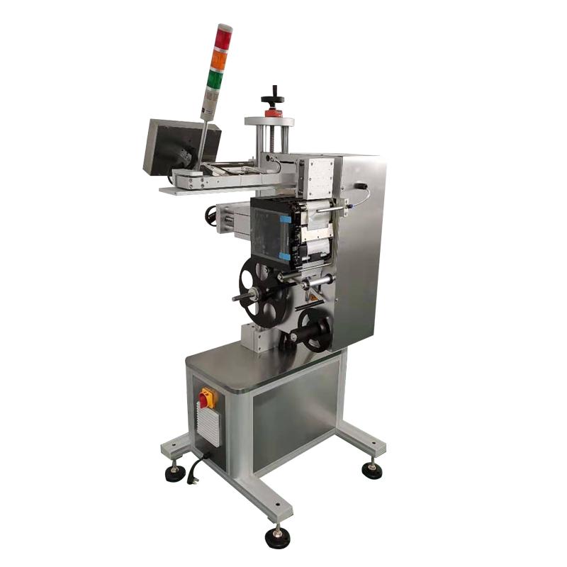 實時打印貼標一體機 專業生產廠家